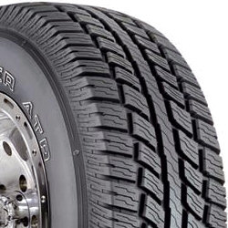COOPER DISCOVERER ATR : 235/70R16 106T (OWL) (DISCONTINUED)