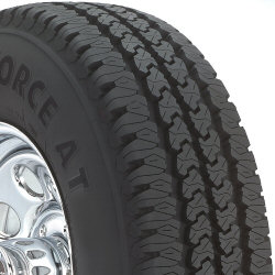 FIRESTONE TRANSFORCE AT : LT265/75R16E 123/120R (OWL)