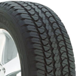 FUZION XTi : 245/70R16 106S (DISCONTINUED)