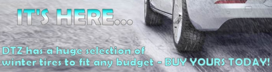 Winter Tires at Discount Tire Zone