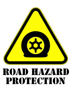 Tire Road Hazard Protection