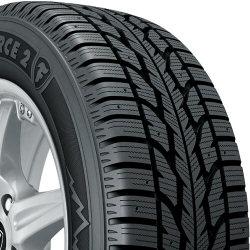 205//50R16 87S Firestone Winterforce 2 Studable-Winter Radial Tire