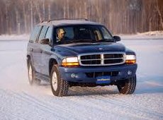 Winter tires for trucks & SUVs