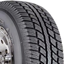 COOPER DISCOVERER ATR : 235/70R17 111S XL (OWL) (DISCONTINUED)