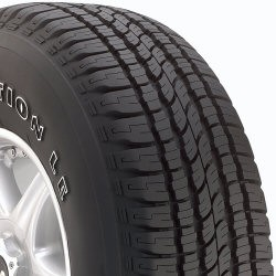 FIRESTONE DESTINATION LE : 265/75R16 114S (OWL) (DISCONTINUED)