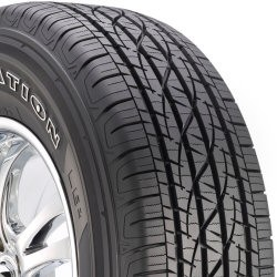 Firestone Destination LE2 : 265/60R18 109T (OWL)